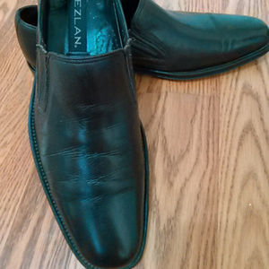 Mezlan chocolate brown Robles loafers 9M